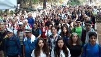 FARUK GÜNAY - Milli Park'ta Atatürk'ü Anma Yürüyüşü