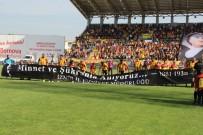 İSMAIL ŞENCAN - Süper Lig Açıklaması Göztepe Açıklaması 1 - Yeni Malatyaspor Açıklaması 0 (İlk Yarı)