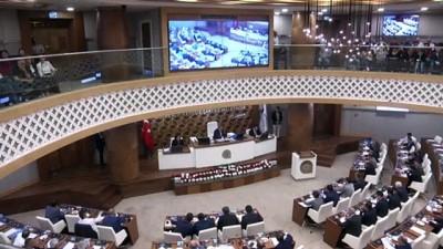 Antalya Büyükşehir Belediyesi Meclisi Kasım Olağan Toplantısı