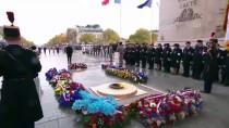 FRANÇOİS HOLLANDE - Birinci Dünya Savaşı'nın Sona Ermesinin 101. Yıl Dönümü Etkinliği