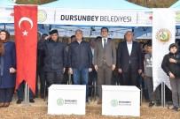 Dursunbey'de Geleceğe Nefes Seferberliği