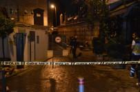 KEMERALTı - Karaköy'de Cami Yanında Şüpheli Erkek Cesedi