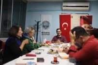 ENVER AYSEVER - Kitap Tutkunları Mudanya'da Edebiyatla Buluştu