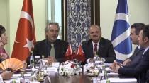 HÜLYA KOÇYİĞİT - Kültür Ve Sanat Politikaları Kurulu Eskişehir'de Toplandı