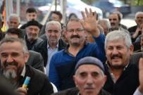 FATİH ŞAHİN - Pursaklar'da Mahalle Buluşmaları Devam Ediyor