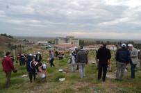 ALI ÖZTÜRK - Söke'de 1500 Fidan Toprakla Buluşturuldu