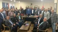 EDİP SEMİH YALÇIN - Aydın MHP'nin Yeni Yönetimi Görev Dağılımını Tamamladı
