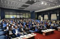 RıFAT HISARCıKLıOĞLU - Büyükşehir Meclisi Toplandı