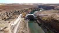MEHMET ALKAN - Dinamitle Patlatılan Tarihi Köprü 200 Yıl Sonra Birleşti