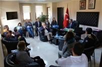 ÇEK CUMHURIYETI - İnönü, Akıllı Kırsal Turizm Doğru Avrupa Projesi'nin Toplantısına Ev Sahipliği Yaptı