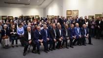 ALI ÜLKER - 'Kırk Hadis' Sergisi Sanatseverlerle Buluştu