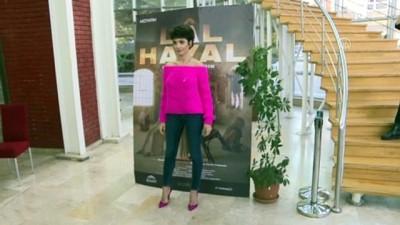 Songül Öden 'Lal Hayal' İle Yedi Kadını Bir Bedende Canlandırdı
