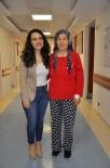 YÜZ FELCİ - Tükürük Bezi Kanserinden Ameliyatla Kurtuldu
