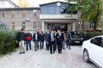 MUHAMMET FUAT TÜRKMAN - Van Büyükşehir Belediyesi Heyetinden Çatak'a Ziyaret