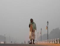 PENCAP - Yeni Delhi'de hava kirliliği 'tehlikeli' seviyede