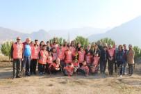 EROZYONLA MÜCADELE - 15 Otizmli Öğrenci Erozyonla Mücadele İçin Tohumları Toprakla Buluşturdu