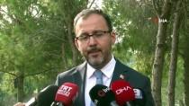 VOLEYBOL ŞAMPİYONASI - Bakan Kasapoğlu, Türkiye Spor Turizmi Çalıştayı'nın Kapanışına Katıldı Açıklaması
