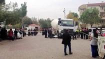 ALANYURT - Bursa'da Beton Mikserinin Çarptığı Kişi Öldü