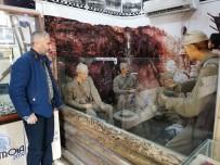ÇANAKKALE BELEDİYESİ - 'Çanakkale 1915 Müzesi Tırı' Salihli'de