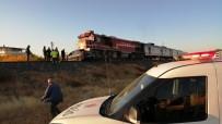 YOLCU TRENİ - Elazığ'daki Tren Kazasında Yaralanan 2 Kişi Hayatını Kaybetti