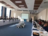 GELECEĞİN MESLEKLERİ - ETÜ Rektörü Prof. Dr. Bülent Çakmak Açıklaması 'Yeni Nesil Eğitimi Önemsiyoruz'
