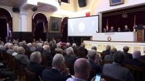 TEVFİK FİKRET - Galatasaray Kulübünün Divan Kurulu Toplantısı Başladı