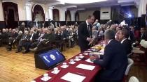 ALİ SAMİ YEN - Galatasaray Kulübünün Divan Kurulu Toplantısı