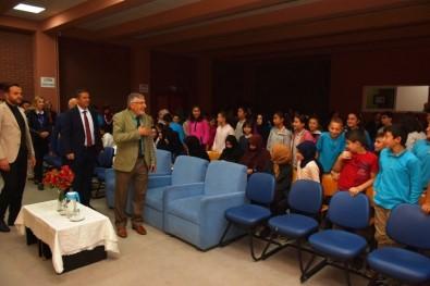 İnönü İHO Ve Vehbi Koç Ortaokulu'ndan Mevlid-İ Nebi Programı
