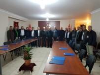 MUSTAFA ERDOĞAN - MHP Muratlı Yönetimi Görücüye Çıktı