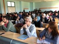 ALI ÖZDEMIR - Akyazı MYO'dan Proje Semineri