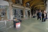 DENİZ SEVİYESİ - 'Aşıklar Şehri' Venedik, Sular Altında