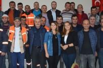 Belediye Personeline İş Sağlığı Ve Güvenliği Eğitimi Verildi