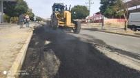 SAHILKENT - Erciş Belediyesinden Asfalt Çalışması