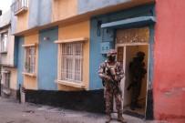 ÖZEL HAREKET - Gaziantep'te Şafak Vakti Dev Operasyon
