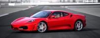 FERRARI - İcradan Satılık Kırmızı Ferrari