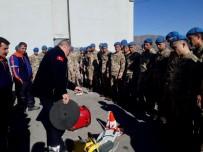 Jandarma Personeline Deprem Farkındalık Eğitimi