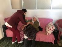 CEMİL ÇİÇEK - Öğrencilerden Yaşlılara Ziyaret