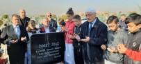 METIN ŞAHIN - Tekvandonun Türkiye'deki Kurucusu İsmet Iraz Kabri Başında Anıldı