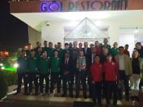 MUSTAFA ÖZDEMIR - Çarşambaspor Futbol Akademisi Yemekte Buluştu
