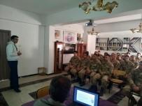 Elazığ'da Jandarma Personeline 'Hipotermi' Eğitimi