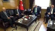 VAHDETTIN ÖZKAN - İçişleri Bakan Yardımcısı Erdil Açıklaması 'Terör Örgütü Dağda Barınamaz Noktaya Geldi'