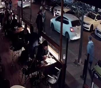 İstanbul'da şoke eden olay kamerada