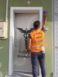 ASELSAN - Kilis'te Kapı Numaraları Ve Sokak Tabelaları Güncenlendi