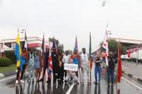 RAUF DENKTAŞ - KKTC'nin 36'Ncı Yaşı Birçok İlde Coşkuyla Kutlanıyor