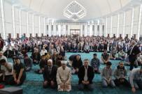 MEHMET ALKAN - MKÜ'de 7 Bin Kişilik Cami İbadete Açıldı