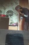 GIZLI KAMERA - (Özel) Temizlikçiden Şüphelenip Odaya Kamera Koyan Çift Hayatlarının Şokunu Yaşadı