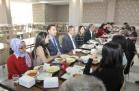 ABDURRAHIM ARSLAN - Selçuk Üniversitesinde 'Glütensiz Yemek' Açılışı Yapıldı