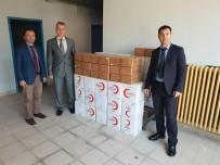 Türk Kızılayı, İhtiyaç Sahiplerine Gıda Kolisi Dağıttı