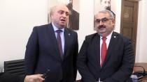 UĞUR BAYRAKTUTAN - Türk Milletvekilleri Heyeti Gürcistan'da