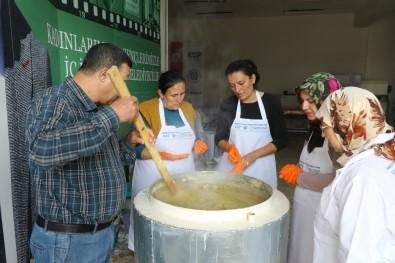 Ürgüplü Kadınlar Mardin Sabunu Üretiyor